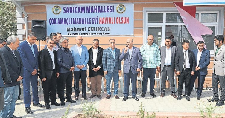 Yüreğir Belediyesi 22. taziye evini açtı