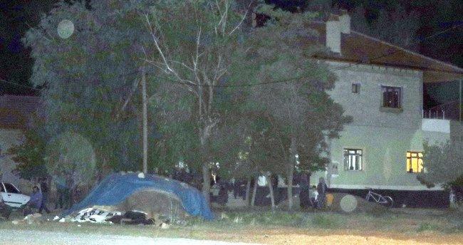 Kayseri'de saman tozukavgası: 1 ölü, 3 yaralı