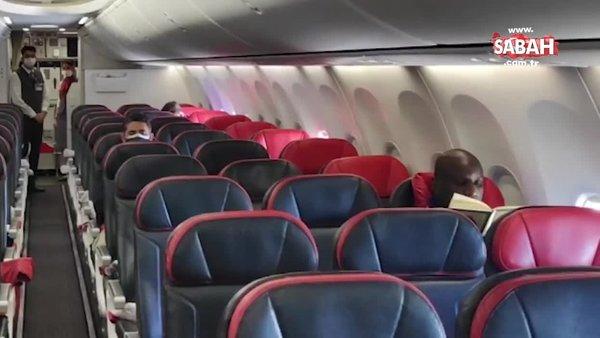 Türk Hava Yolları'ndan Başakşehir'e sürpriz anons