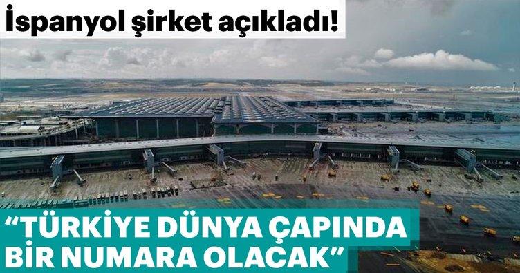 """Global Exchange Başkanı Alanis: """"Yeni İstanbul havalimanı Türkiye'yi bir numaralı turizm merkezi haline getirecek"""""""