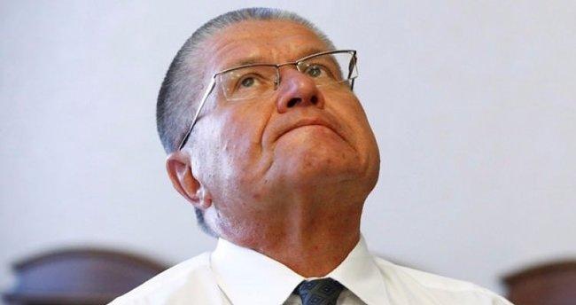 Rusya Ekonomi Bakanı gözaltında