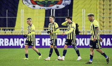 Fenerbahçe'de hep aynı senaryo!