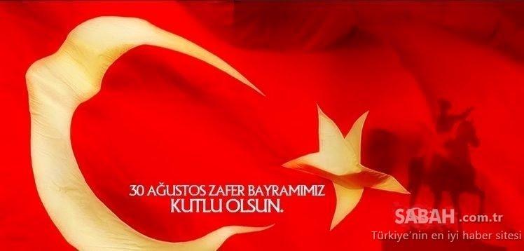 30 Ağustos Zafer Bayramı mesajları! Atatürk görselleriyle En güzel ve resimli 30 Ağustos kutlama mesajları