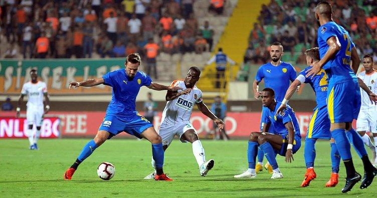 Ankaragücü, Alanyaspor'u 2 golle geçti