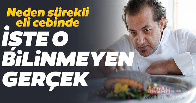 MasterChef'in Mehmet Şef'i hakkında kimsenin bilmediği o gerçek: MasterChef Mehmet Şef'in neden eli cebinde, parmakları yok mu?