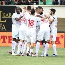 Alanyaspor - Antalyaspor [CANLI]
