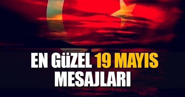 19 Mayıs ile ilgili mesajları 2018! Resimli 19 Mayıs Gençlik ve Spor Bayramı kutlama mesajları