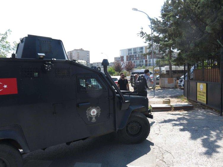İstanbul'da rehine paniği