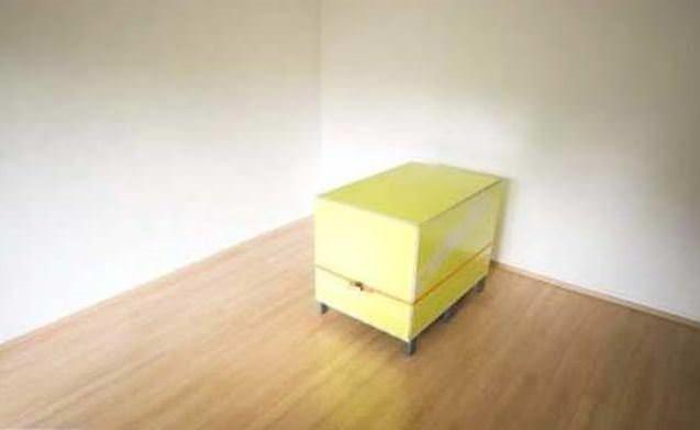 Bir kutuda bir oda saklı