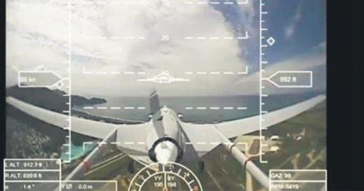 Bayraktar SİHA, Akdeniz'de ilk test uçuşunu başarıyla yaptı
