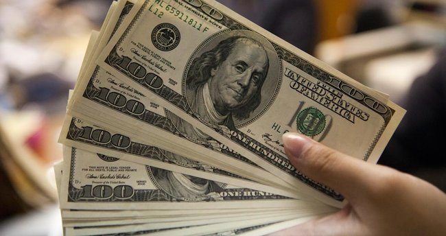 Yellen konuştu, dolar 3.34 TL'yi aştı