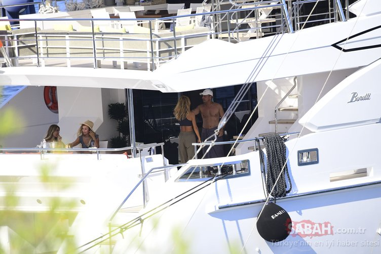 Mustafa Sandal teknede… Herkesi şaşırttı!