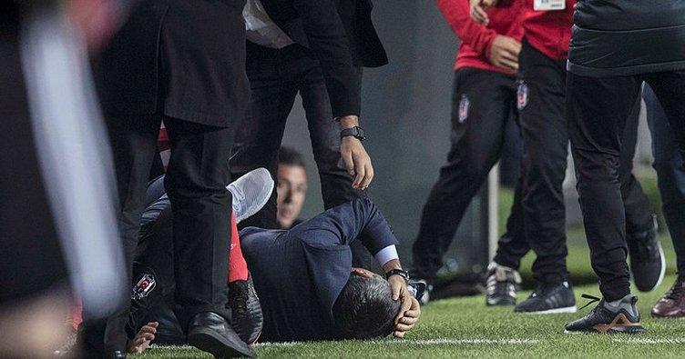 Son dakika: Fenerbahçe - Beşiktaş maçı olaylar nedeniyle tatil edildi!