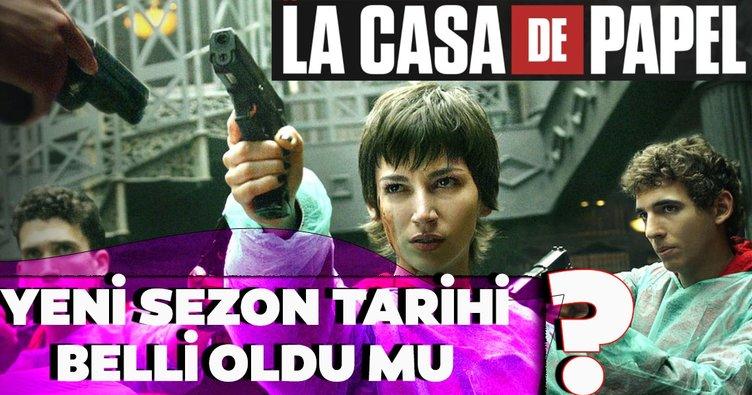 Netflix ile La Casa De Papel yeni sezon tarihi belli oldu mu? La Casa De Papel 5.sezon ne zaman başlayacak? Kıvanç Tatlıtuğ iddiası…