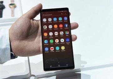 Samsung Galaxy Note 10'un görselleri ortaya çıktı