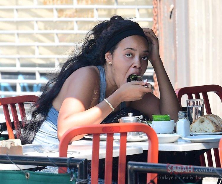 Kim Kardashian'ın makyajsız hali çok şaşırttı!
