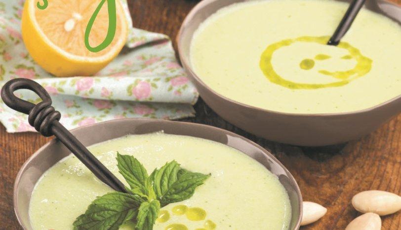 Çiğ Badem Çorbası