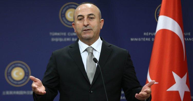 Çavuşoğlu'ndan kritik telefon görüşmeleri!