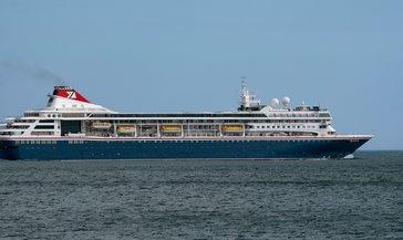 Küba koronavirüs saptanan yolcu gemisinin ülkedeki bir limana yanaşmasına izin verdi
