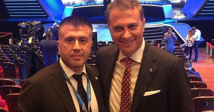 Beşiktaş'ta şok istifa: Umut Güner