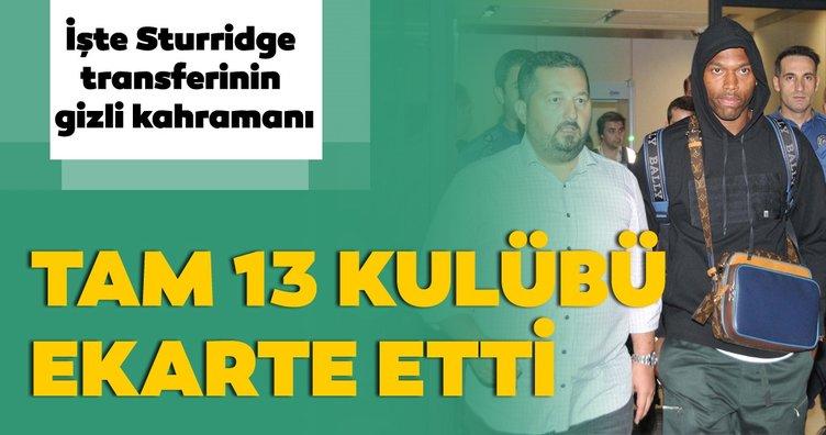 İşte Trabzonspor'un Sturridge transferinin gizli kahramanı