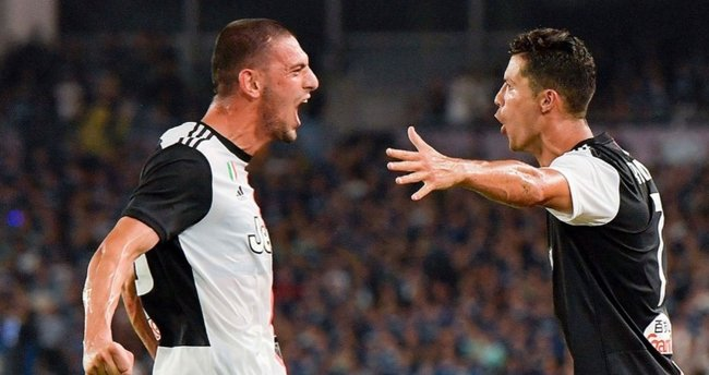 Merih Demiral: Ronaldo'yu daha iyi anladım - Spor Haberleri
