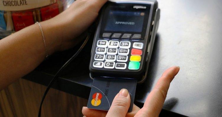 Parmak izi sensörleri kredi kartlarımıza geliyor!