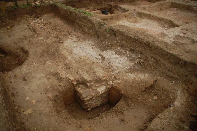 Kanuni'nin iç organlarının defnedildiği yer bulundu