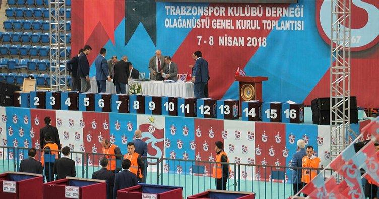 Son dakika: Trabzonspor'da yeni başkan Ahmet Ağaoğlu!