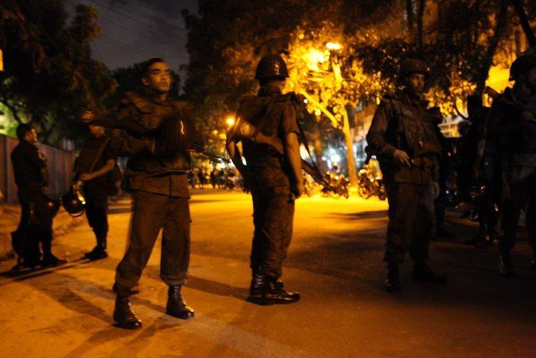 Bangladeş'teki terör saldırısı