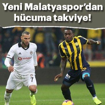 Evkur Yeni Malatyaspor, Bifouma'yı renklerine bağladı