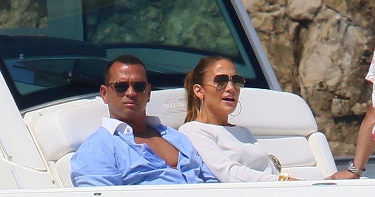 Sevgilisi Jennifer Lopez için kesenin ağzını açtı