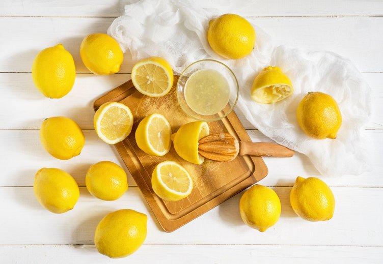 Acı limonatayla hızlı kilo verin!