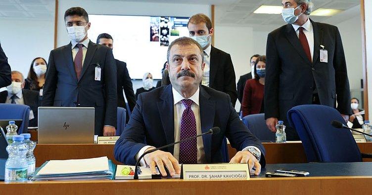 Merkez Bankası Başkanı Kavcıoğlu TBMM'de konuştu: Rezervler güçlü artış gösteriyor
