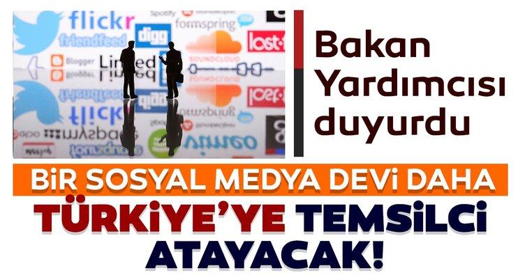 SON DAKİKA | Türkiye'ye bir temsilci daha Linkedin'den! Bakan Yardımcısı Sayan duyurdu...
