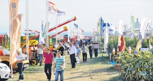 Tarım sektörü 2017'de Antalya'da buluşacak