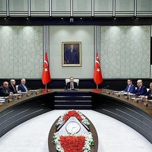 Son dakika haberi: Bakanlar Kurulu toplandı