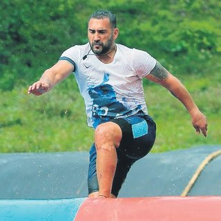 Ümit Karan'a Dominik golü