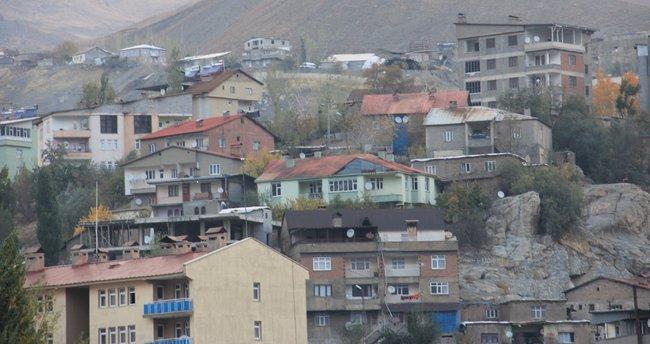 Hakkari'de dondurucu soğuklar hayatı olumsuz etkiliyor