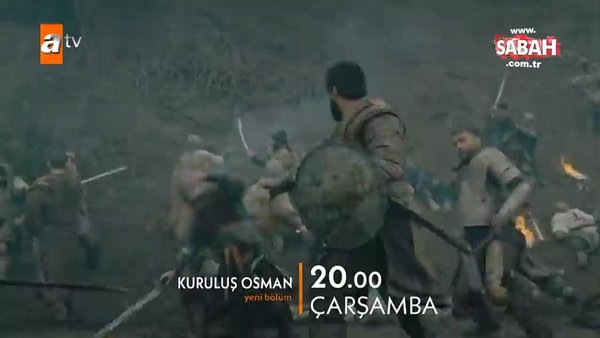 Kuruluş Osman 42. Bölüm 2. Fragmanı yayınlandı   Video