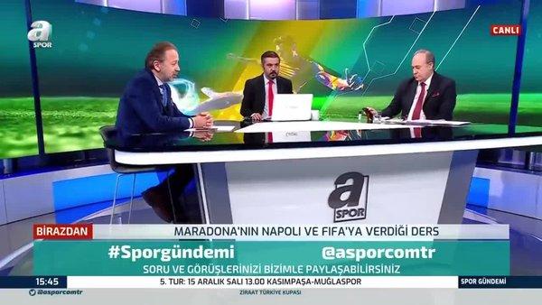 Zeki Uzundurukan: G.Saray Trabzonspor derbisine kadar puan kaybetmez