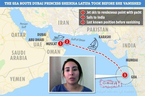 Kayıp Arap Prensesi bulundu!