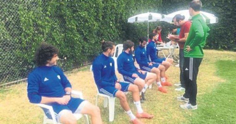 Osmaniyespor FK sezona hazırlanıyor