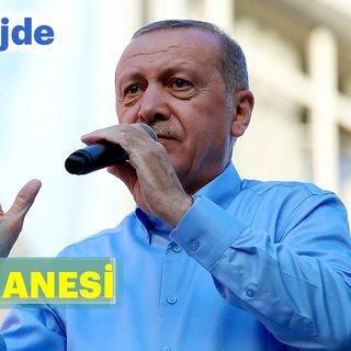Cumhurbaşkanı Erdoğan Beyoğlu'ndan CHP adayı İnce'ye seslendi