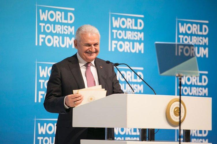 'Turizmin Davos'u World Tourism Forum zirveye adım adım yaklaşıyor