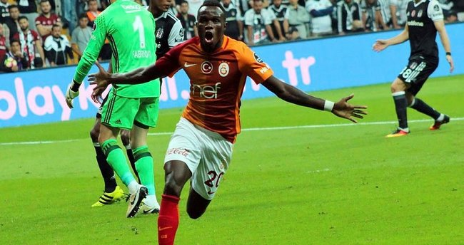 Bruma: Beşiktaş'a attığım gol rüya gibiydi