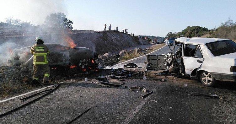 Bayram tatilinde trafik kazaları 103 can aldı!