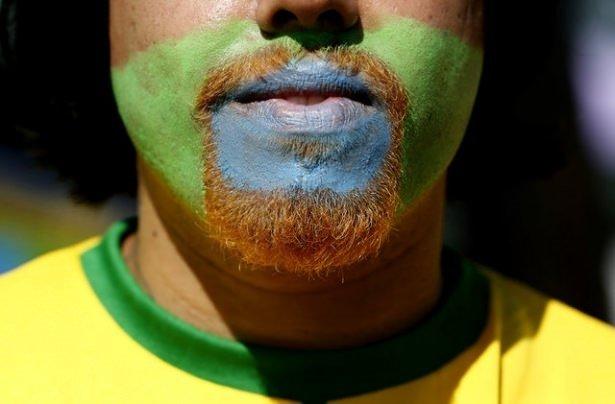2014 Brezilya Dünya Kupası için muhteşem açılış töreni