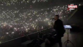 Rusya'daki konserde Covid-19 hiçe sayıldı | Video