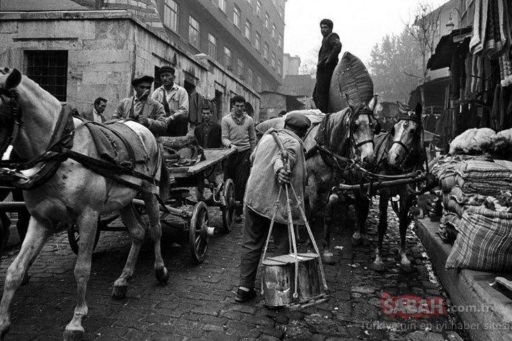 Ara Güler'in objektifinden o eski İstanbul... Tarihi fotoğraflar gün yüzüne çıkıyor!